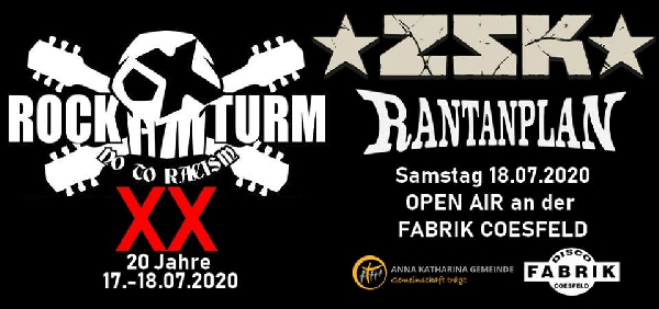 Rock am Turm 2020