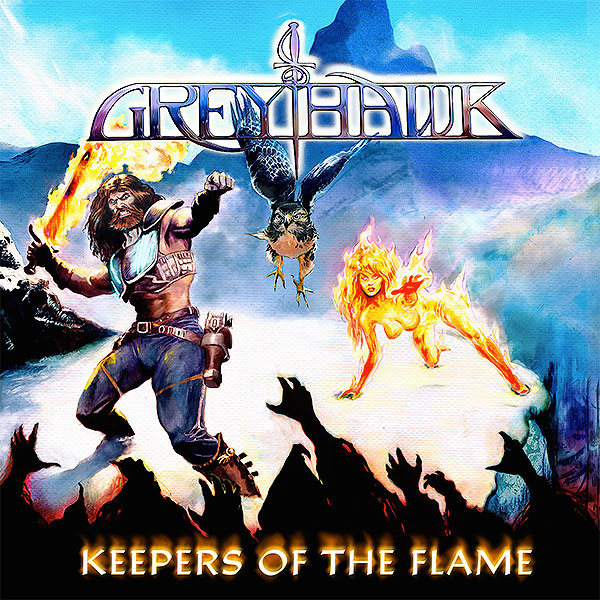 Greyhawk: Keepers Of The Flame