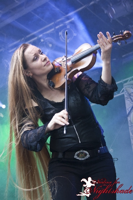Ally The Fiddle